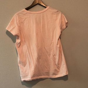Lacoste Tops - Lacoste pink tshirt